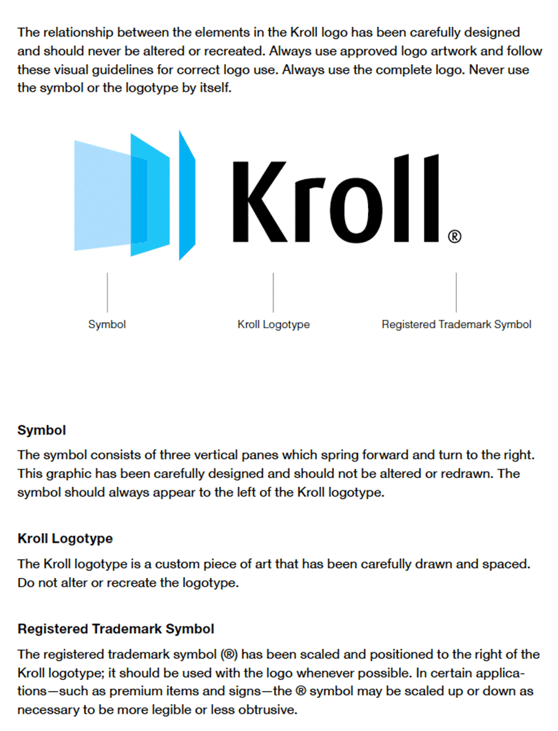 Kroll Style Guide Mudbug Media